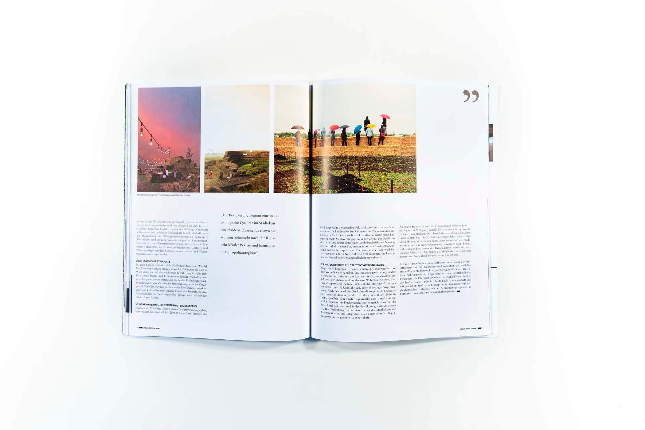polis Magazin Hauptausgaben – Alexander Rühl