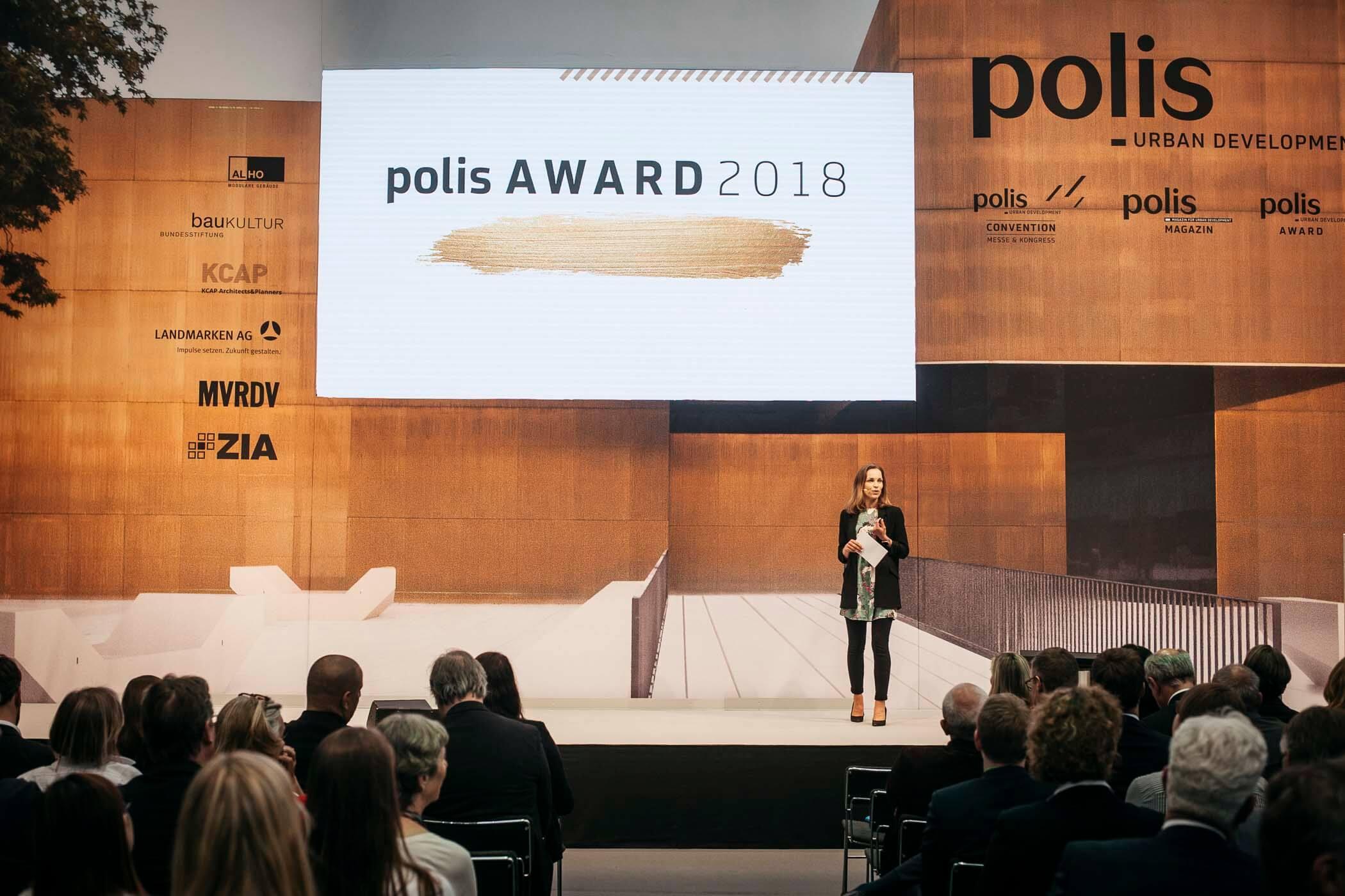 polis AWARD – Alexander Rühl